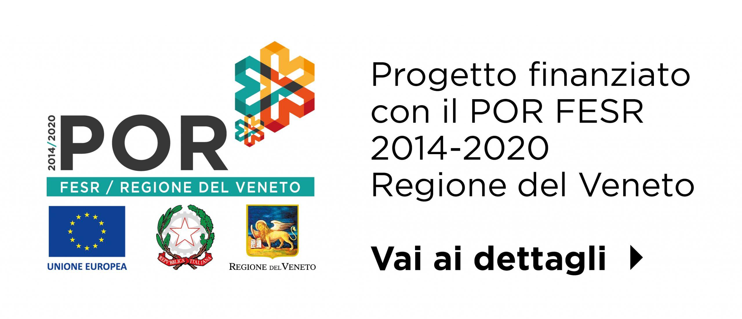 POR FESR 2014-2020 Regione del Veneto